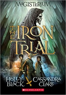 Warned away from magic all of his life, Callum endeavors to fail the trials that would admit him to the Magisterium only to be drawn into its ranks against his will and forced to confront dark elements from his past.